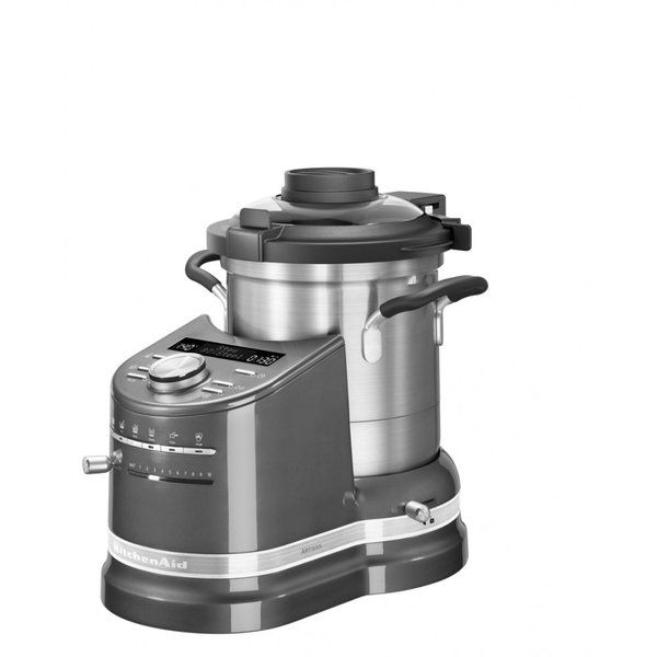 KitchenAid Кулинарный процессор модель 5KCF0104EMS ARTISAN (4,5л, серебряный медальон)